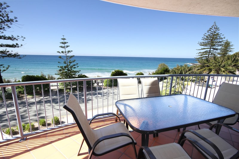 Self Catering /Beachfront at Coolum