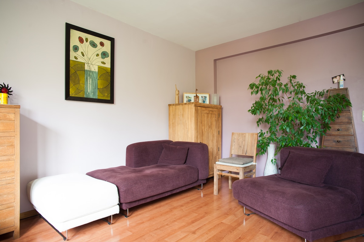 **Duplex 87m² close to the center**