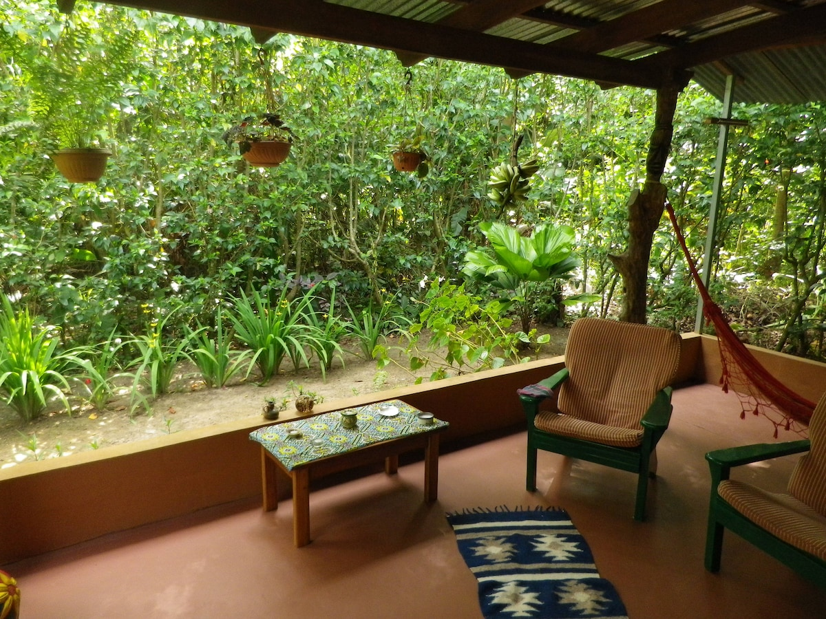 Charming house just 250m to beach