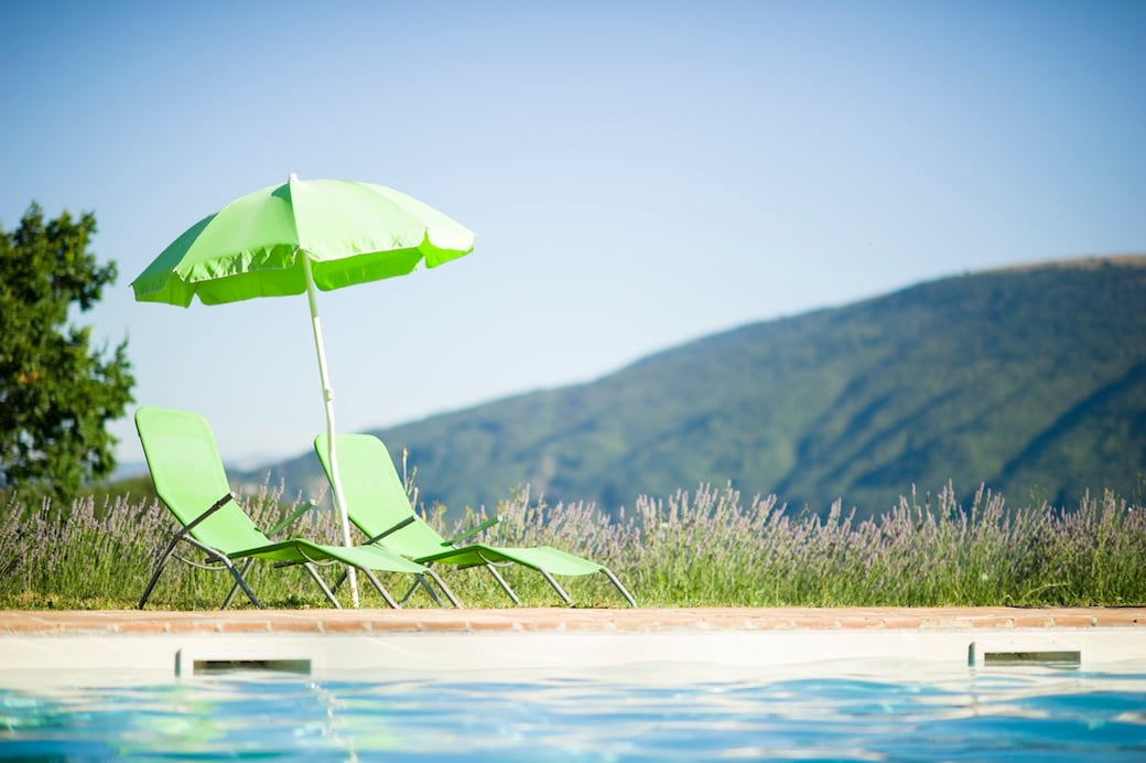 nature and relax in Assisi