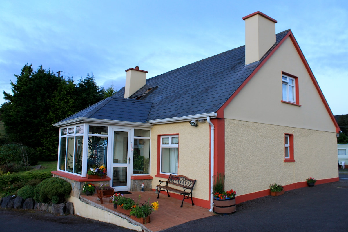 B&B  Donegal, Double Room +WI-FI