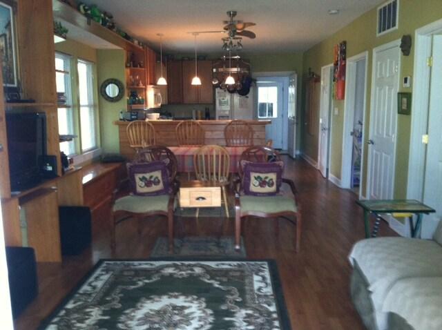 Creole Cottage: safe, convenient