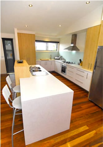 Kitchen - great for entertaining and cooking up a storm
