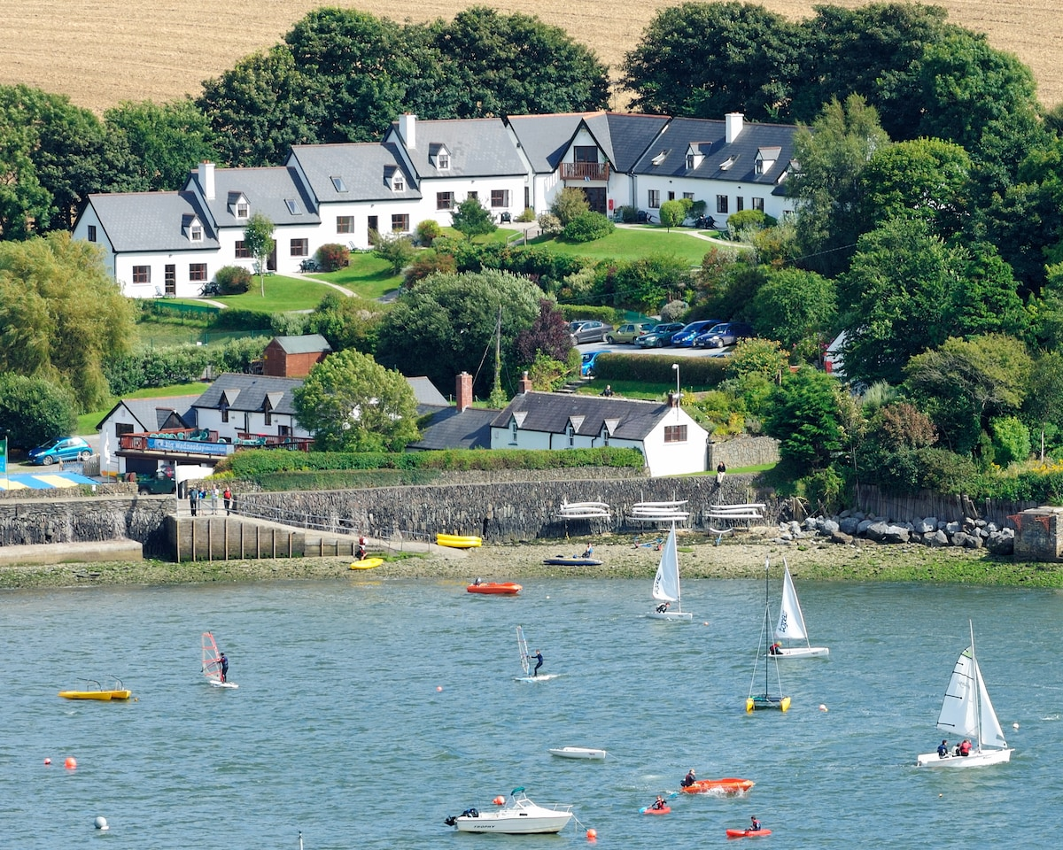 The Oysterhaven Activity Centre and Cottages