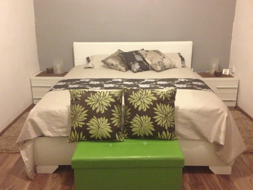Master Bedroom - Highly comfortable fully orthopaedic mattress