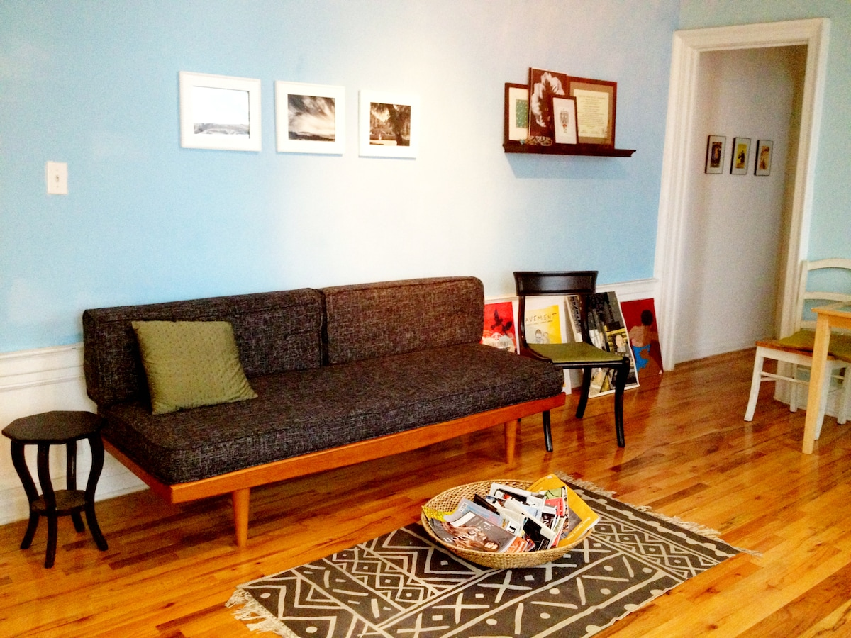 Prospect Heights Pied-a-terre