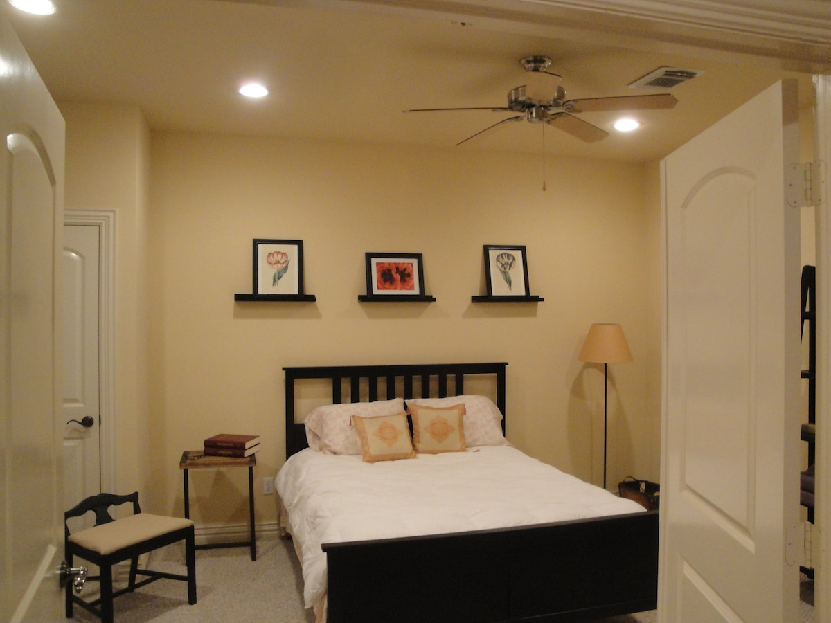 Perfect room minutes from Downtown!