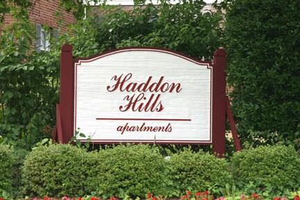 2 bed Room Apt in Haddonfield NJ