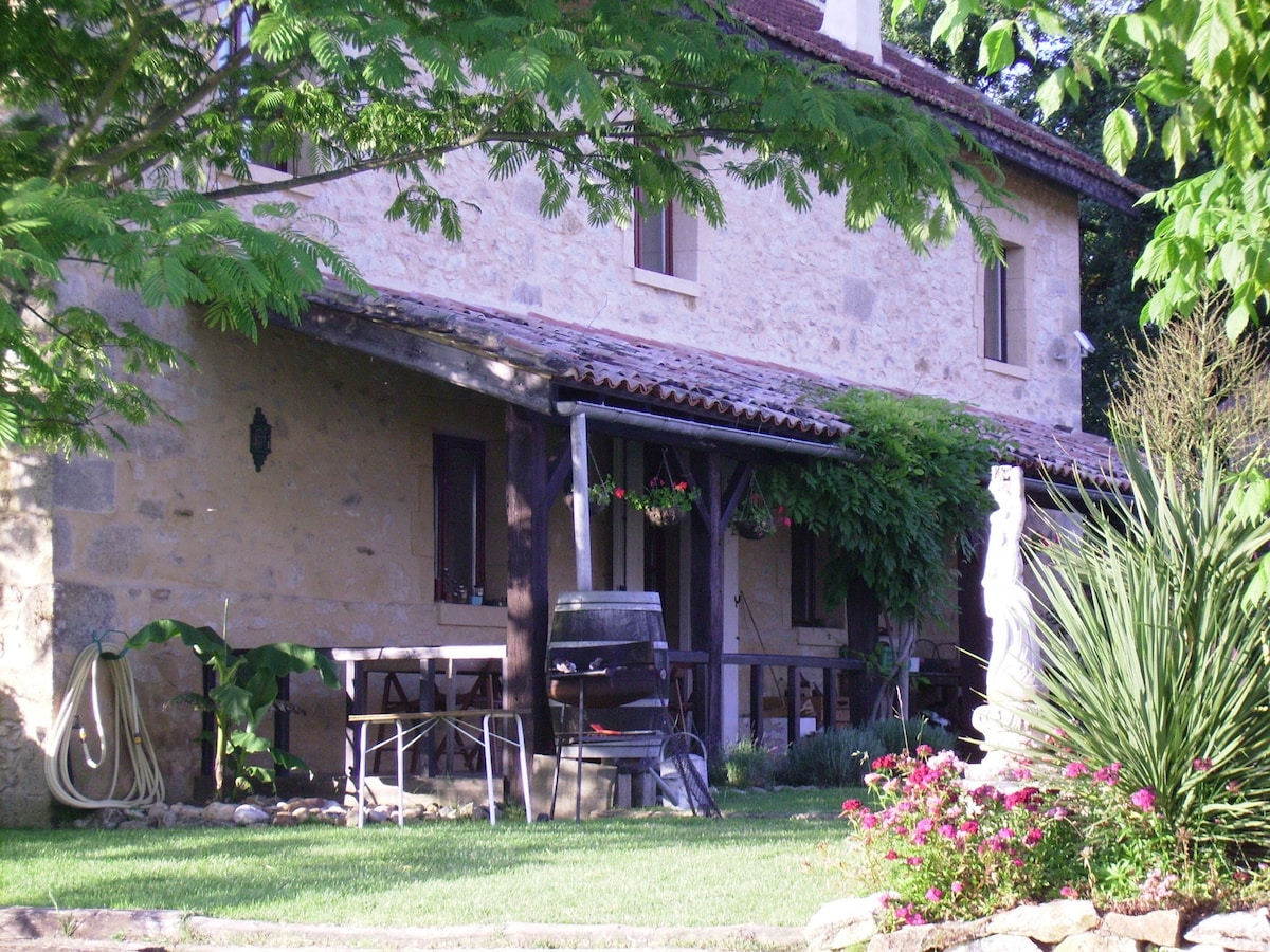 Charming rooms 20mn from St.Emilion