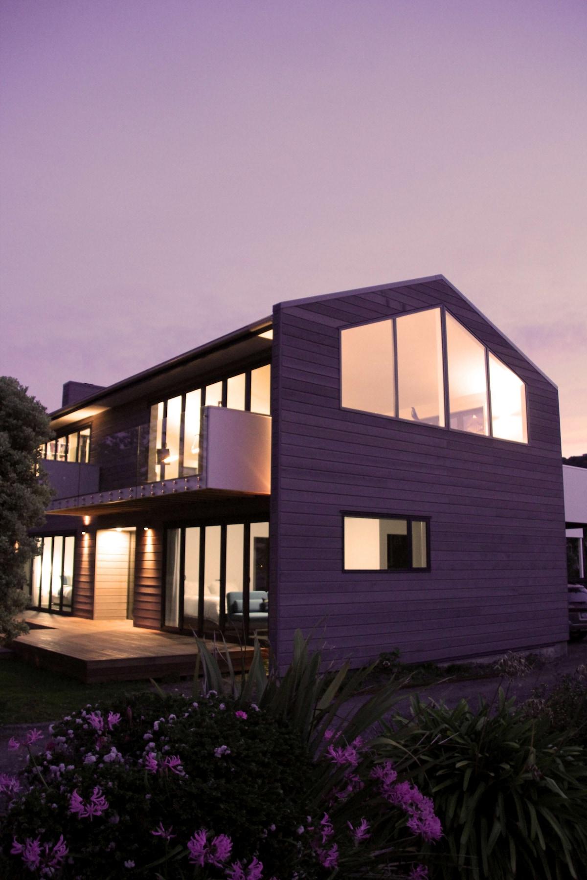 The Hampton's  B & B,  Kaikoura. NZ