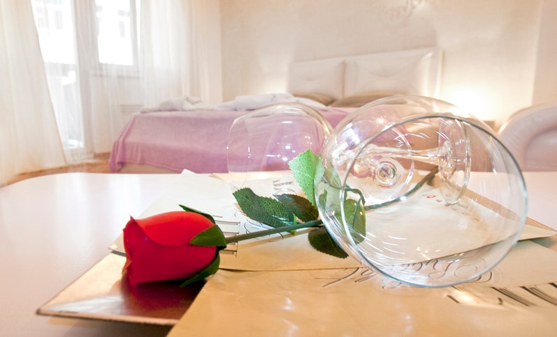 PERLA-new romantic luxurious studio
