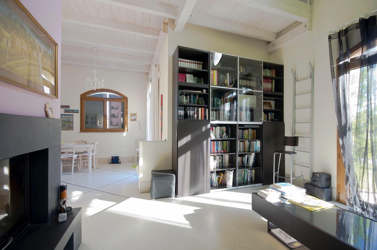 Casa in collina vicino a Rimini