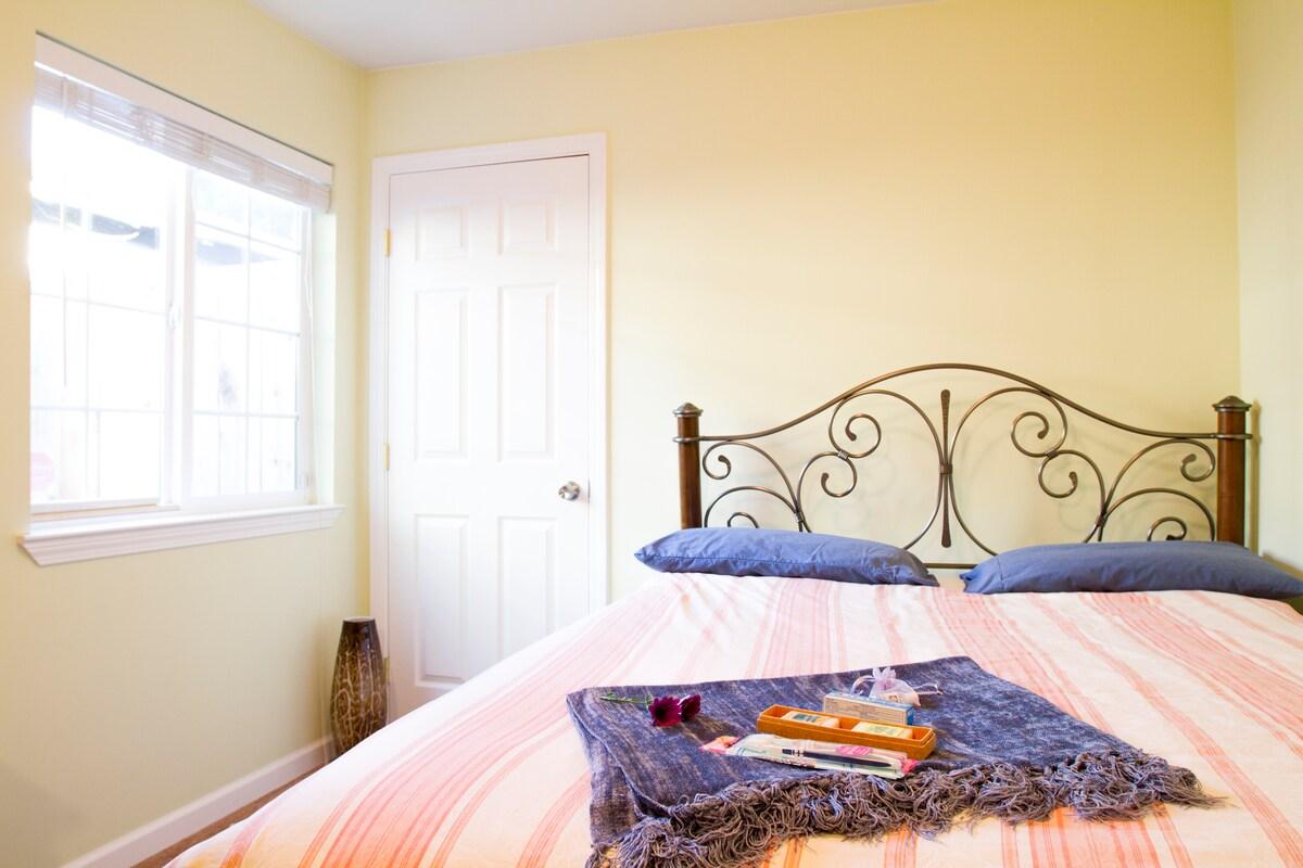 Private Room/Bath - central to SFBA
