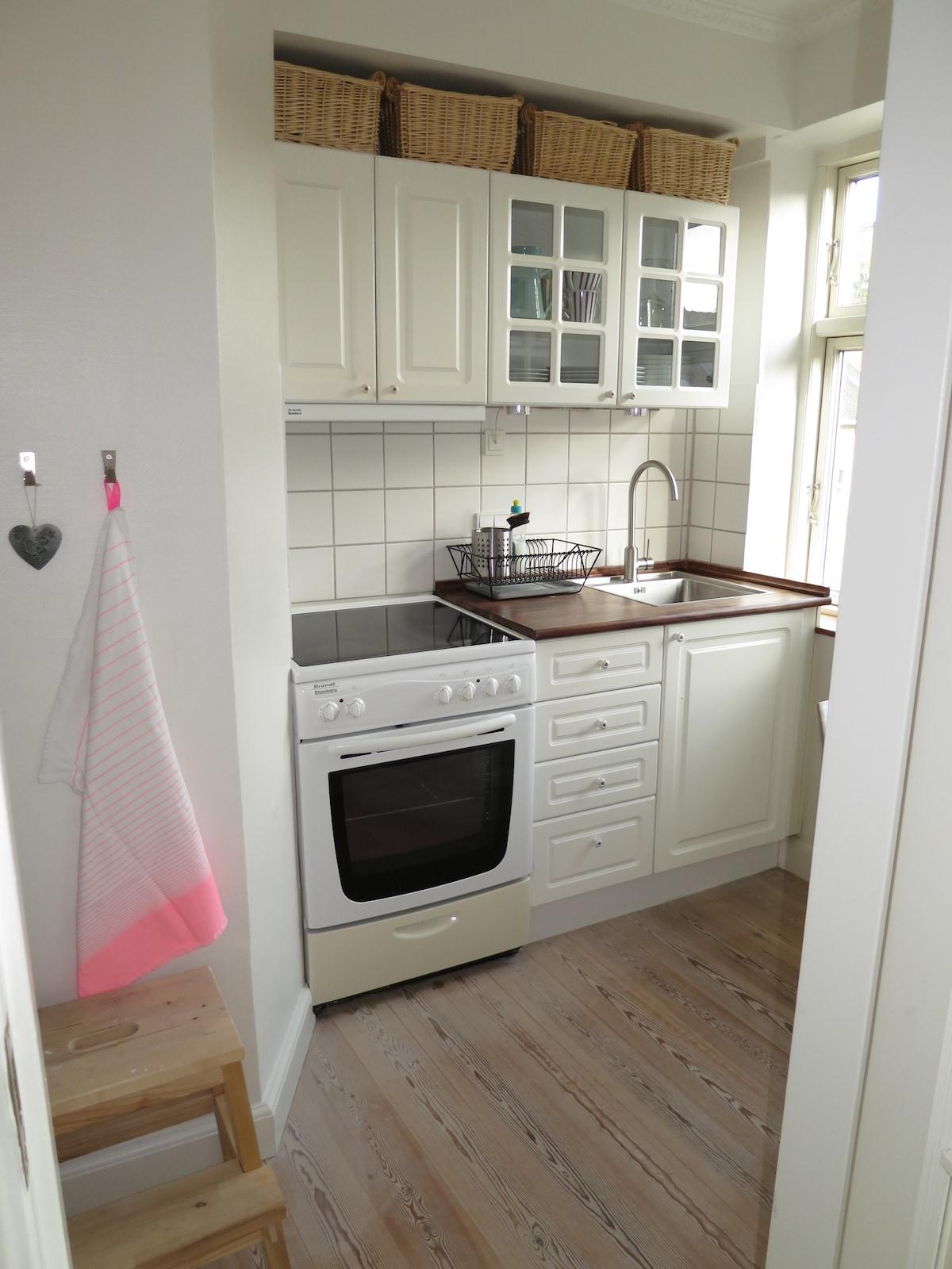 Cosy Apartment in Aarhus City