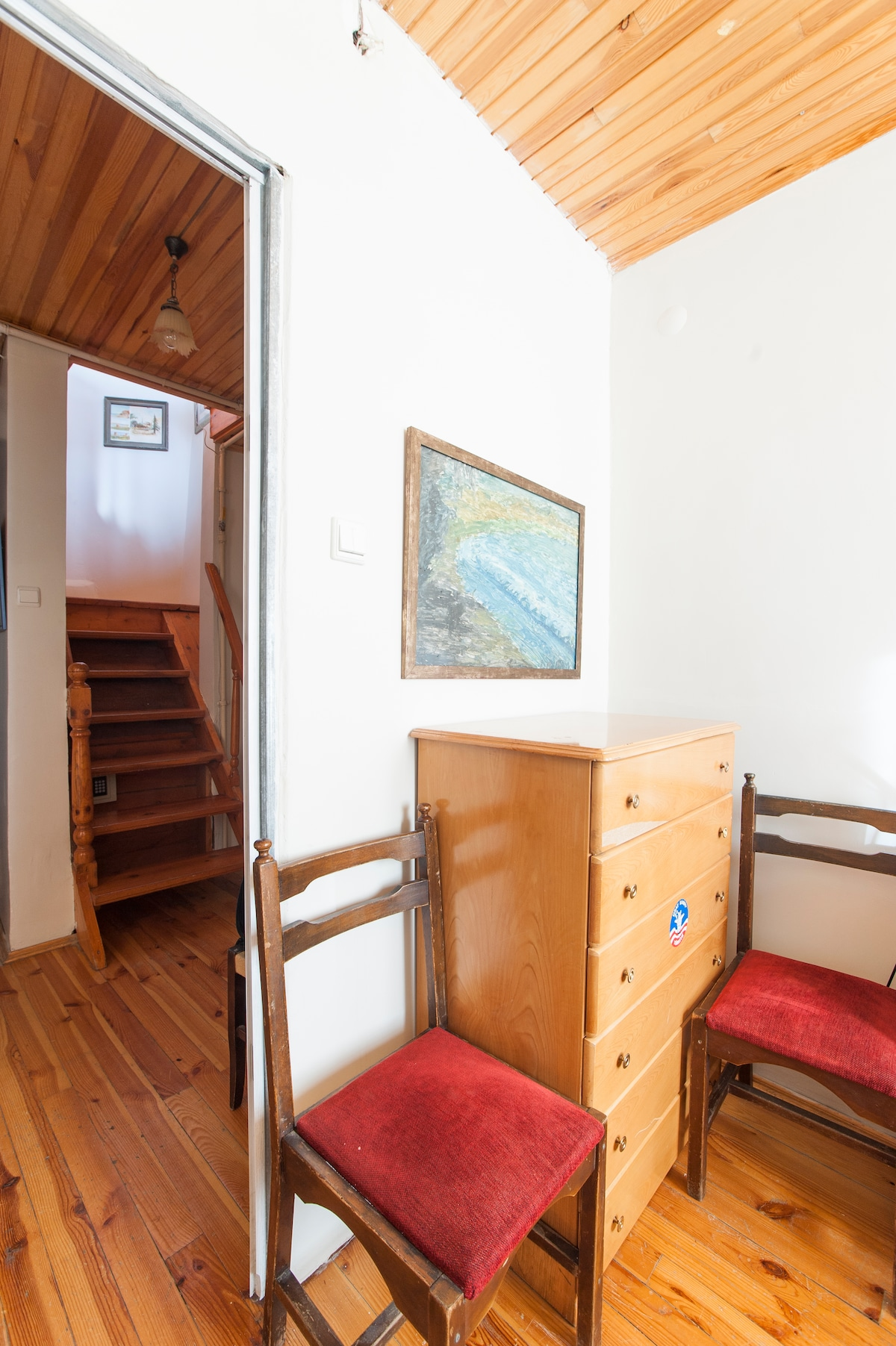 Taksim Budget Two-Bedroom Apartment