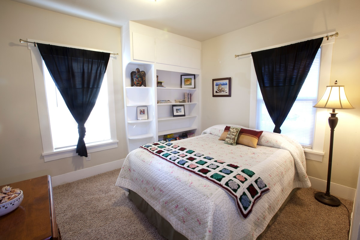 Bedroom in 910- Old world charm!