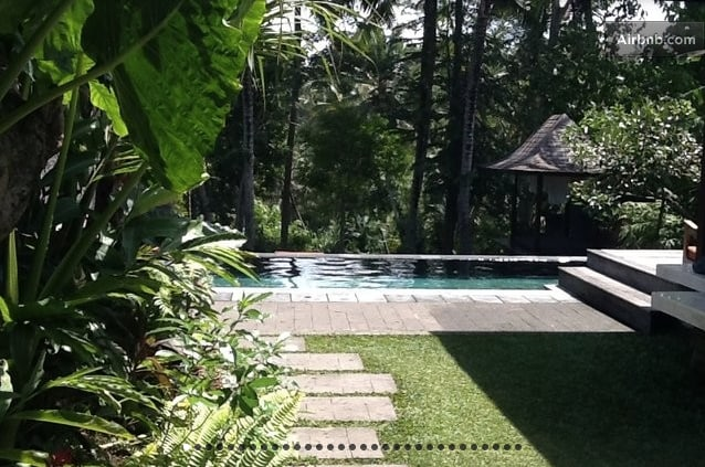 Luxury Joglo Villa With View- Ubud