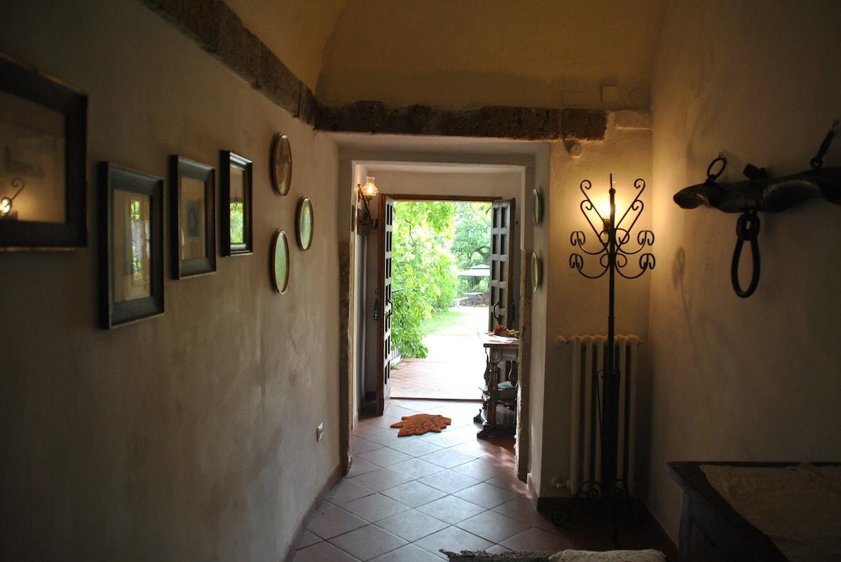 ingresso appartamento Torre