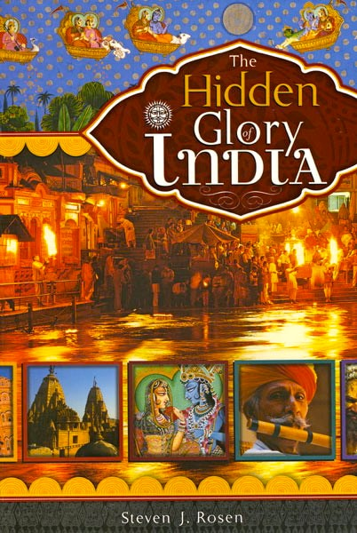 Free book on Insdia's Vedic culture we give all our guests.