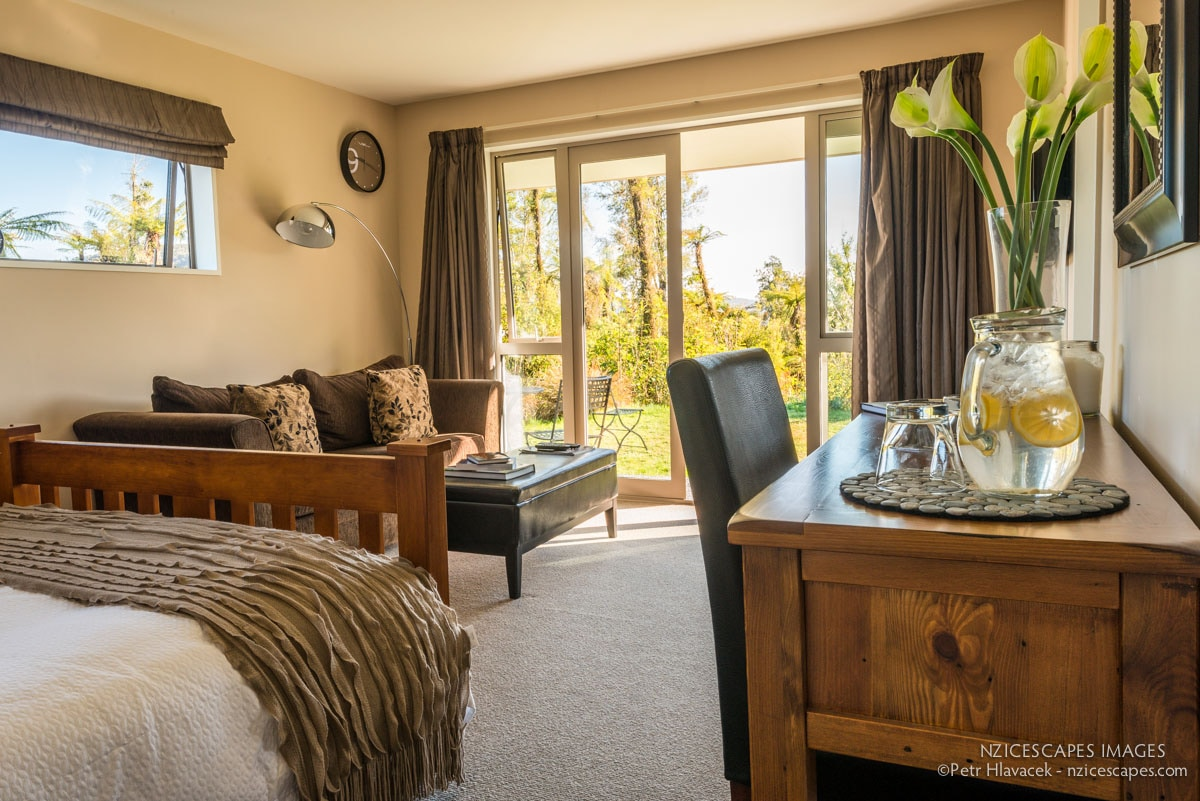 Lancewood Luxury Guest Room