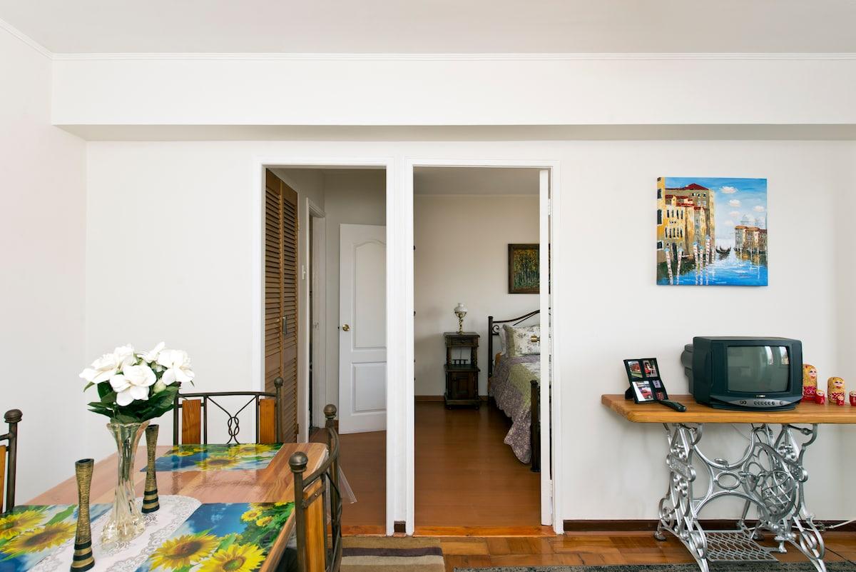 Apartment in heart of Valparaiso