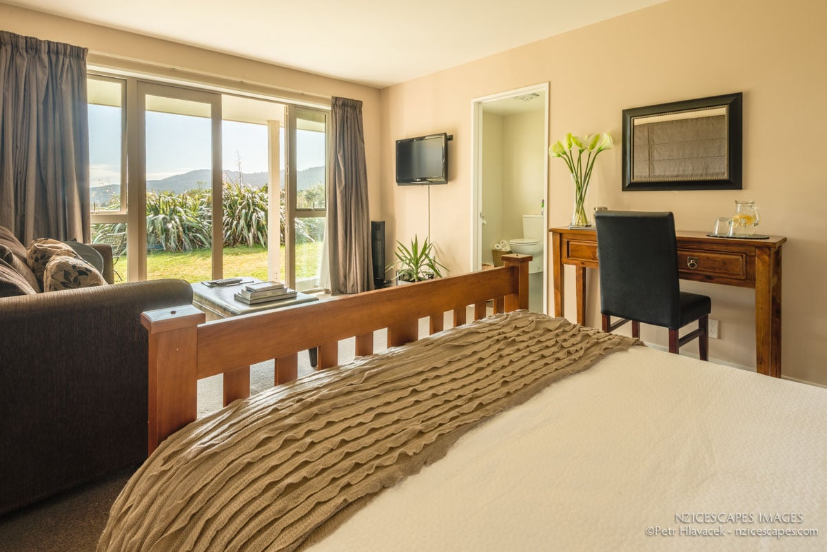 Lancewood Luxury Guest Room