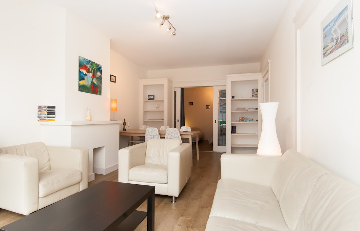 Beautiful apartment in the heart of Utrecht, with everything you need to enjoy...