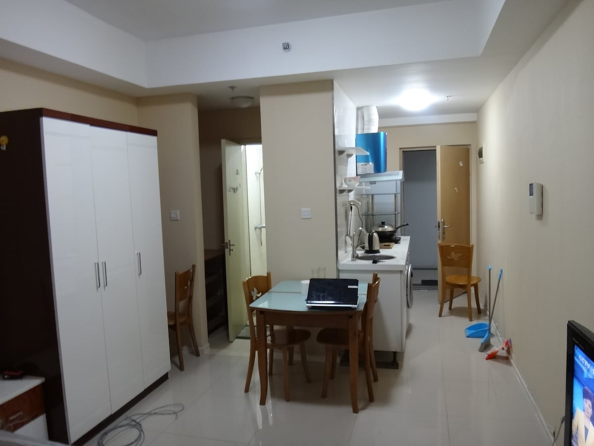 Center of Qingdao-Mordern Apartment
