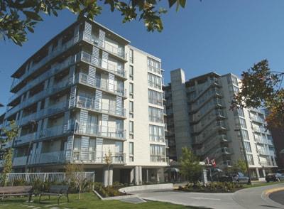 Victoria, BC Resort 2 Bdrm Condo 1