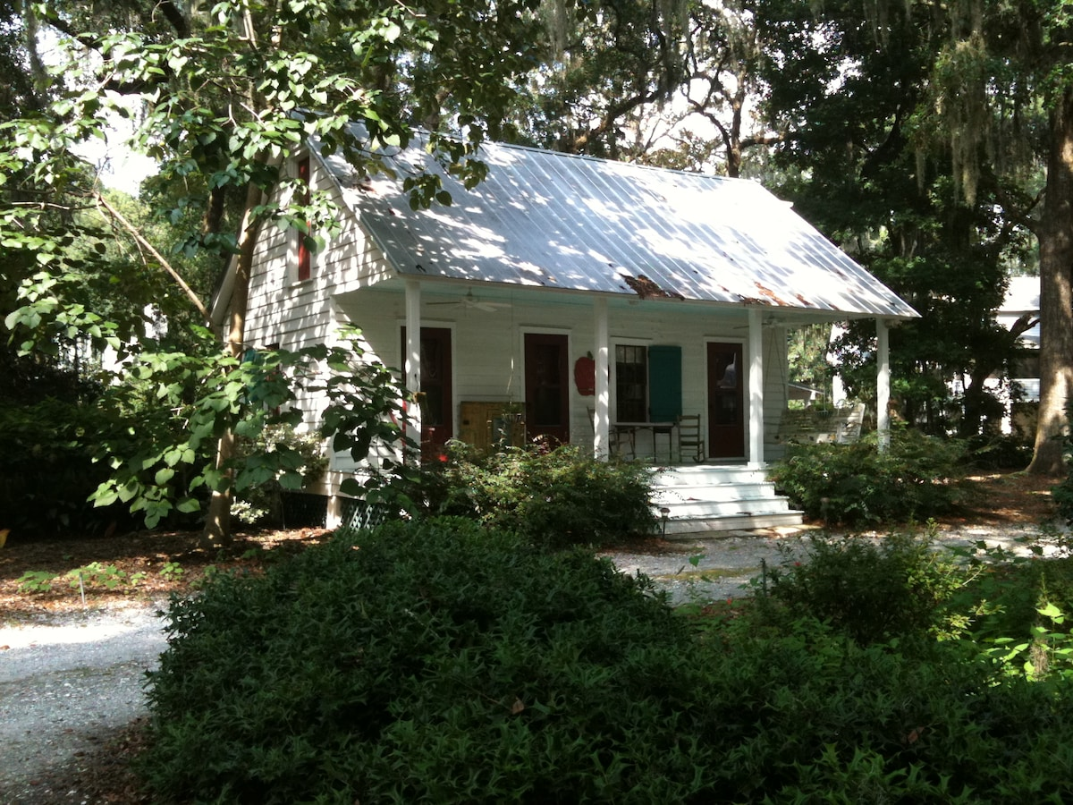 Bluffton's Historic  Guest House