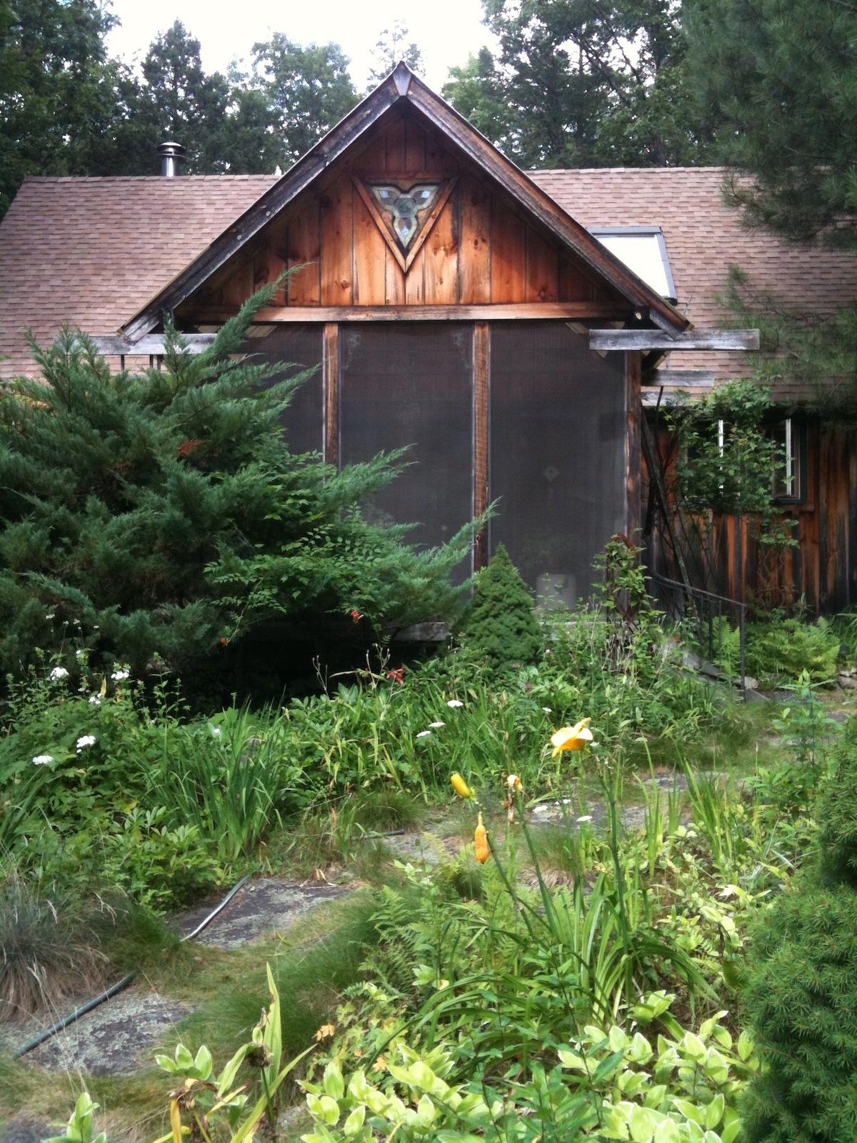 Rick's Garden Retreat