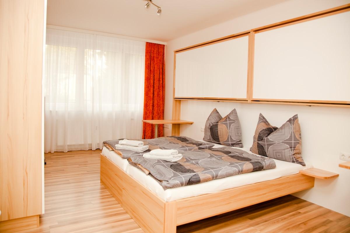 Salzburg: Apartment IDEAL (upto 10)