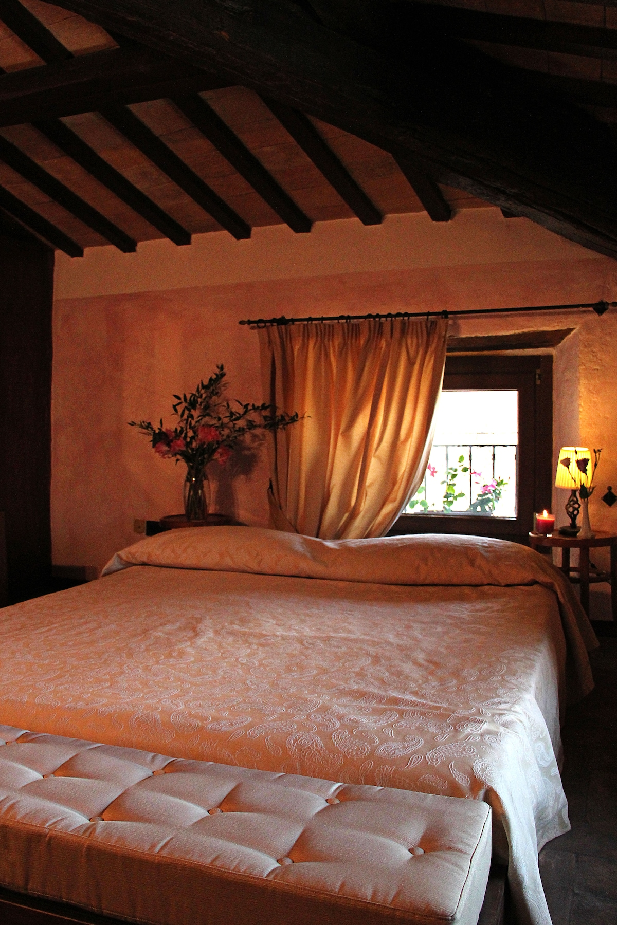 The Romantic Room @ Porta del Tempo