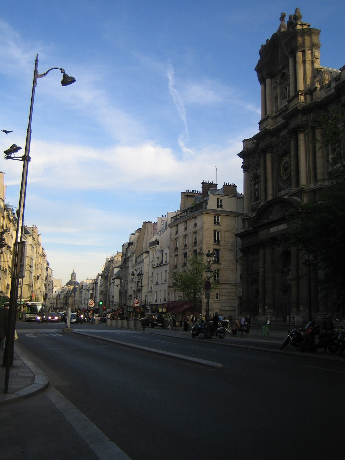 Studio - central Paris (Le Marais)