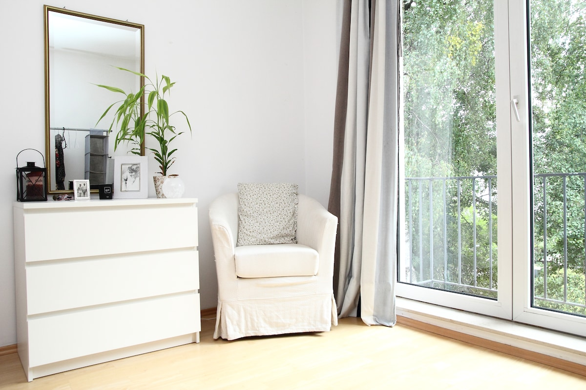 Comfy&quiet room @centre of Hamburg
