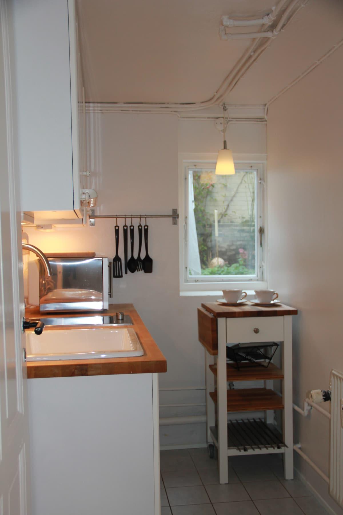 Copenhagen studio in Frederiksberg