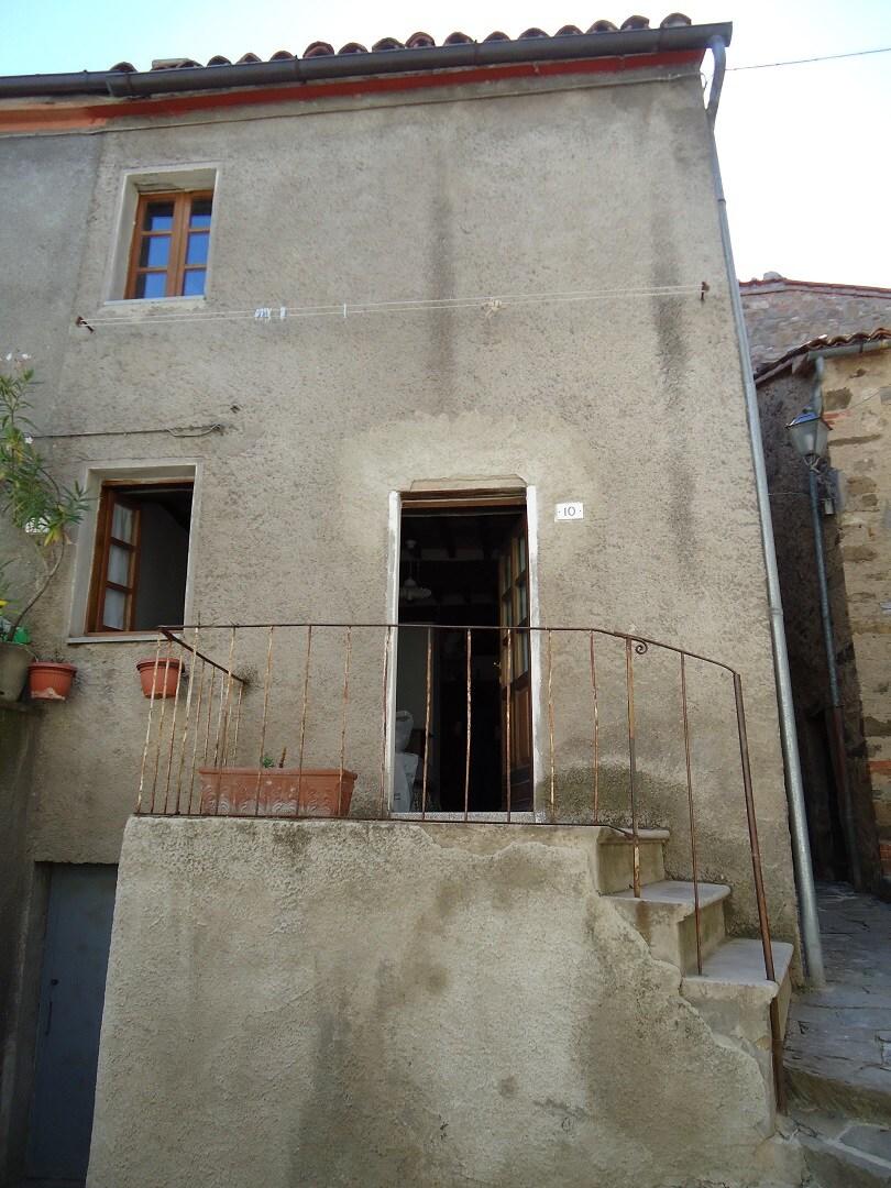 Caratteristica casa Valle D'orcia