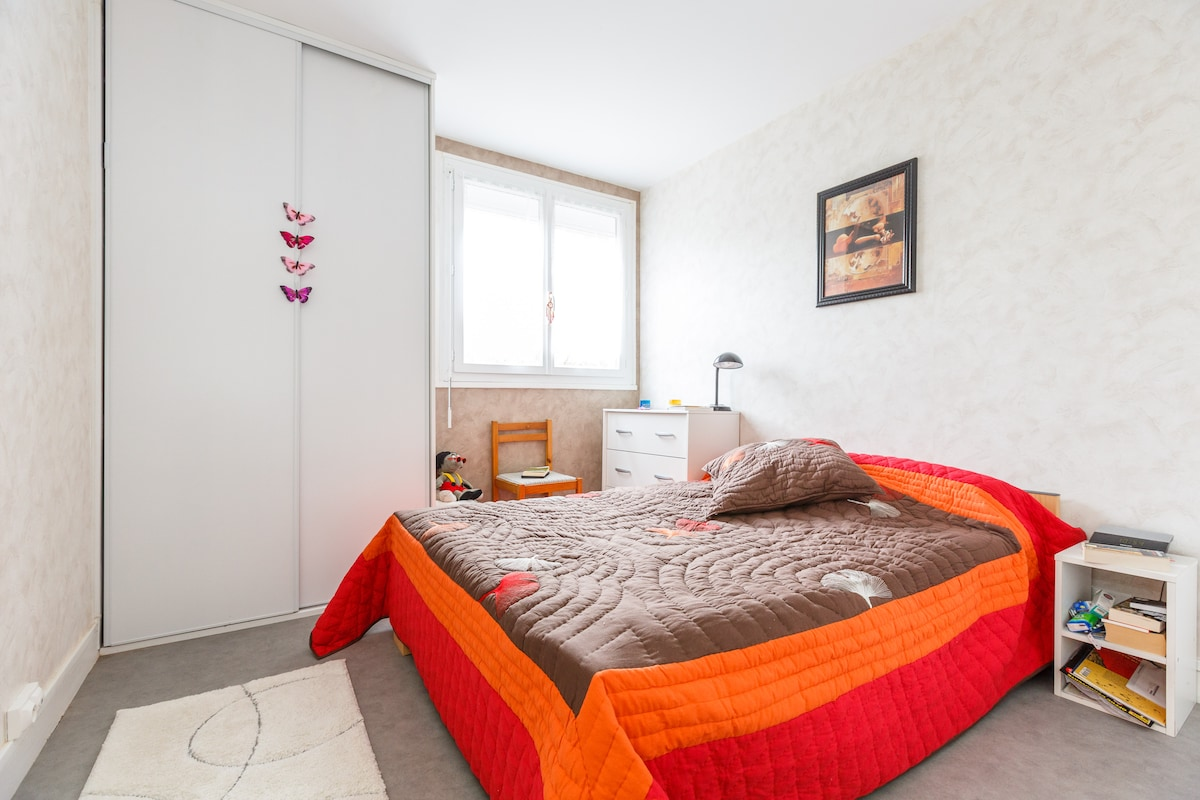appartment in Angers France