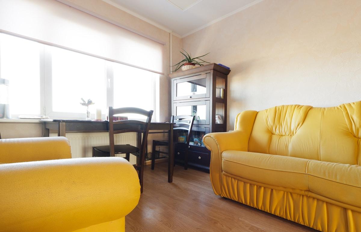 Sunny apartment near to the sea!!