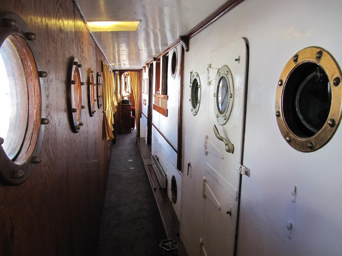 Couloir bâbord.