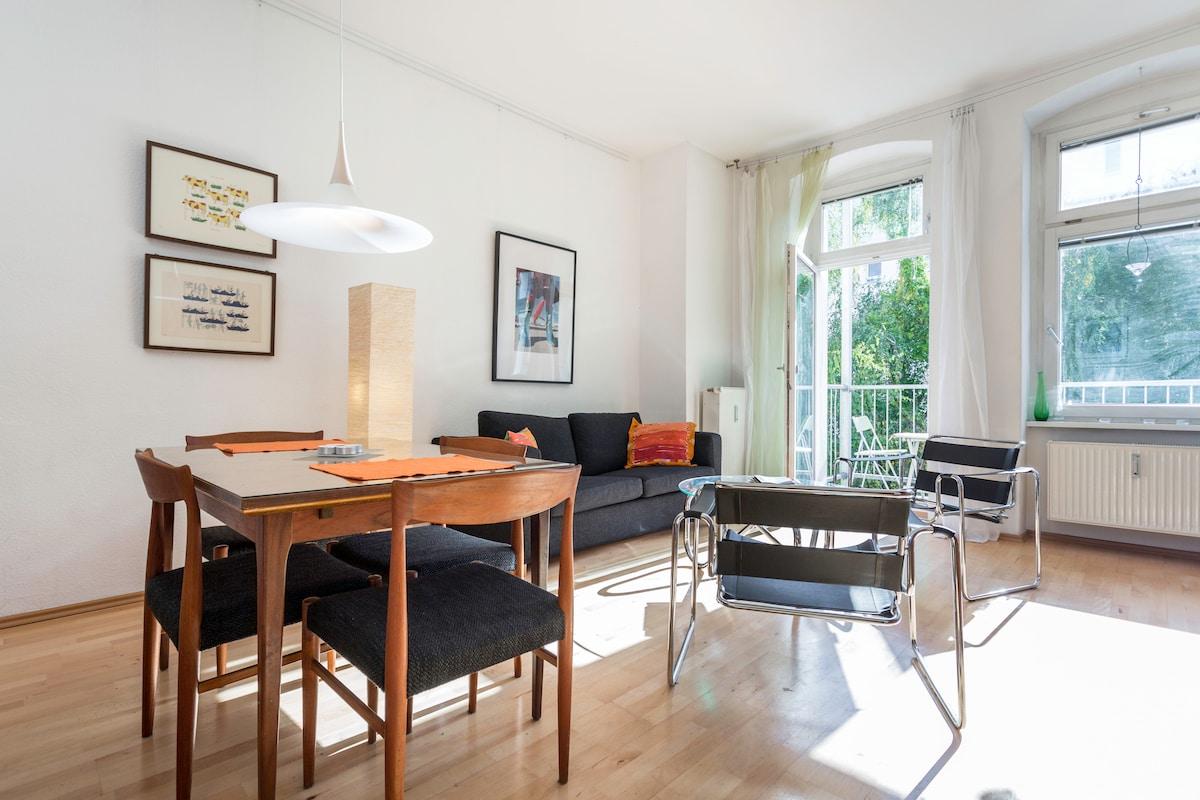 Cozy Apartment near Helmholtzplatz