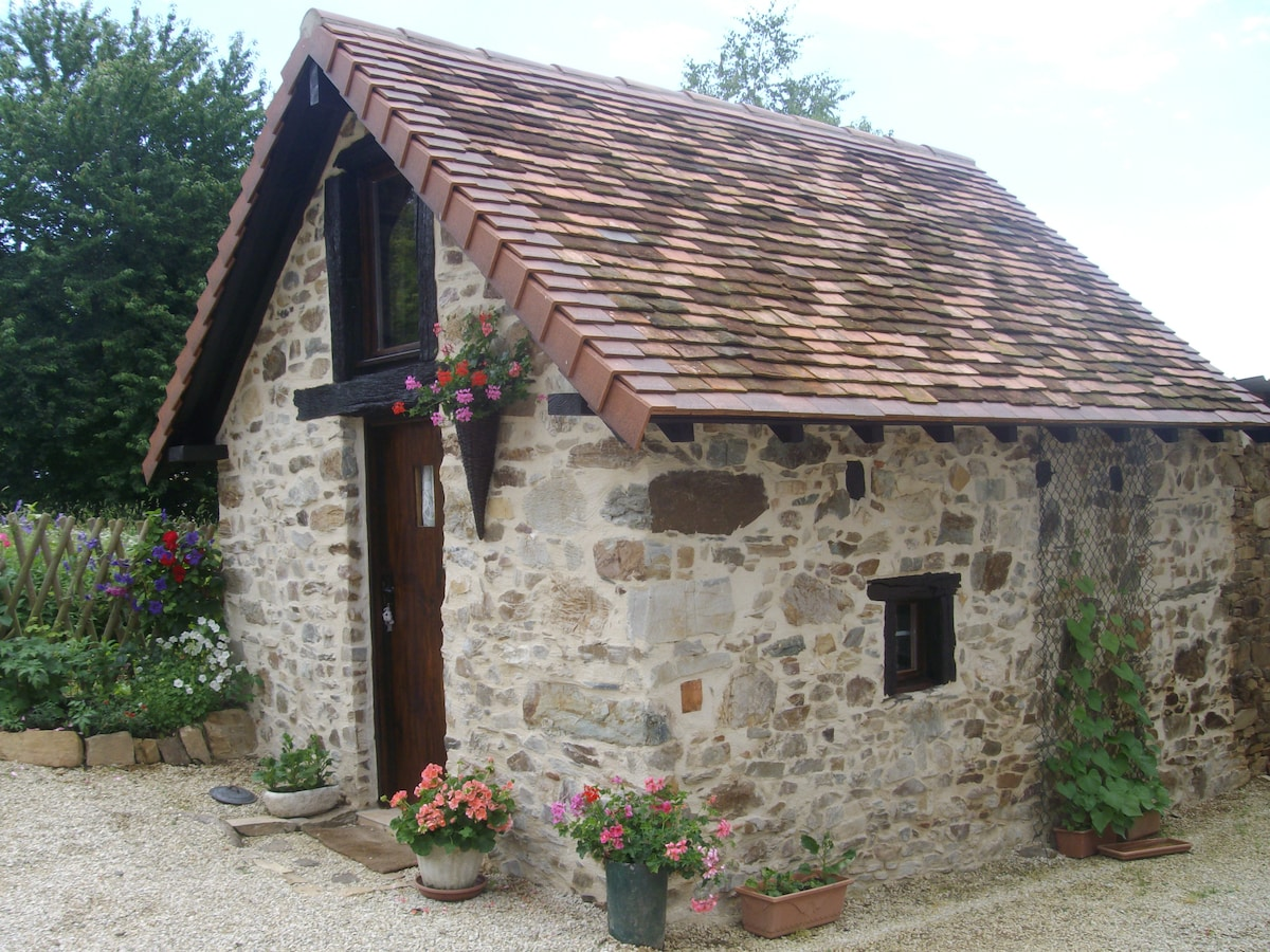 Charming converted bread oven