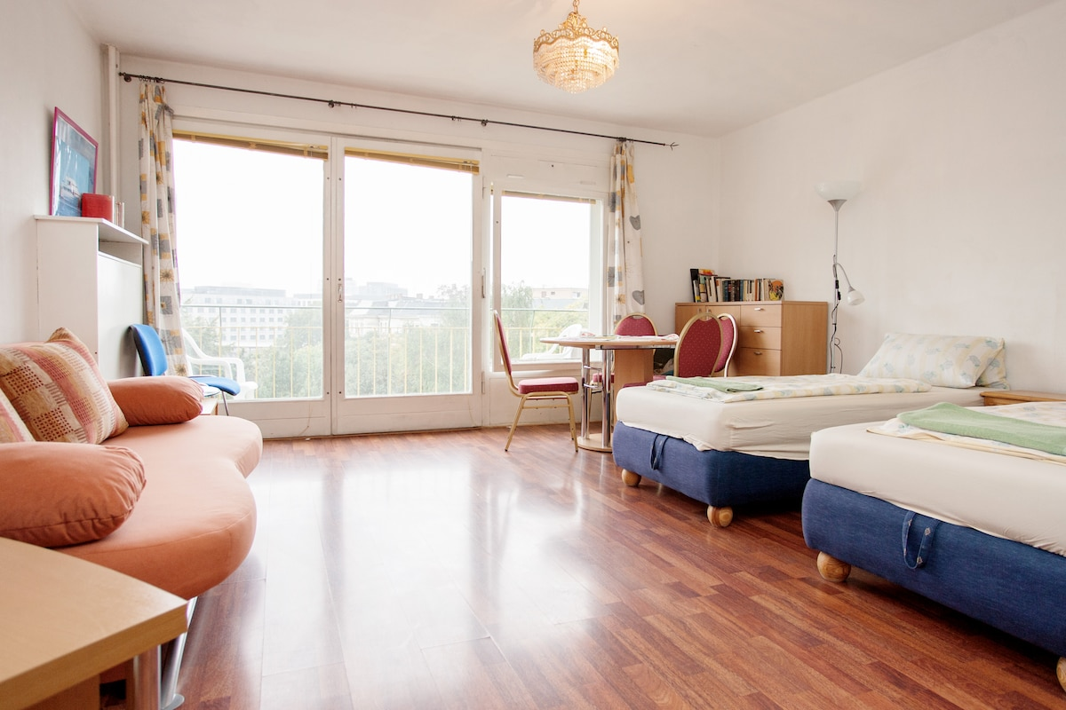 ParkView Apartment HighBellevue 6