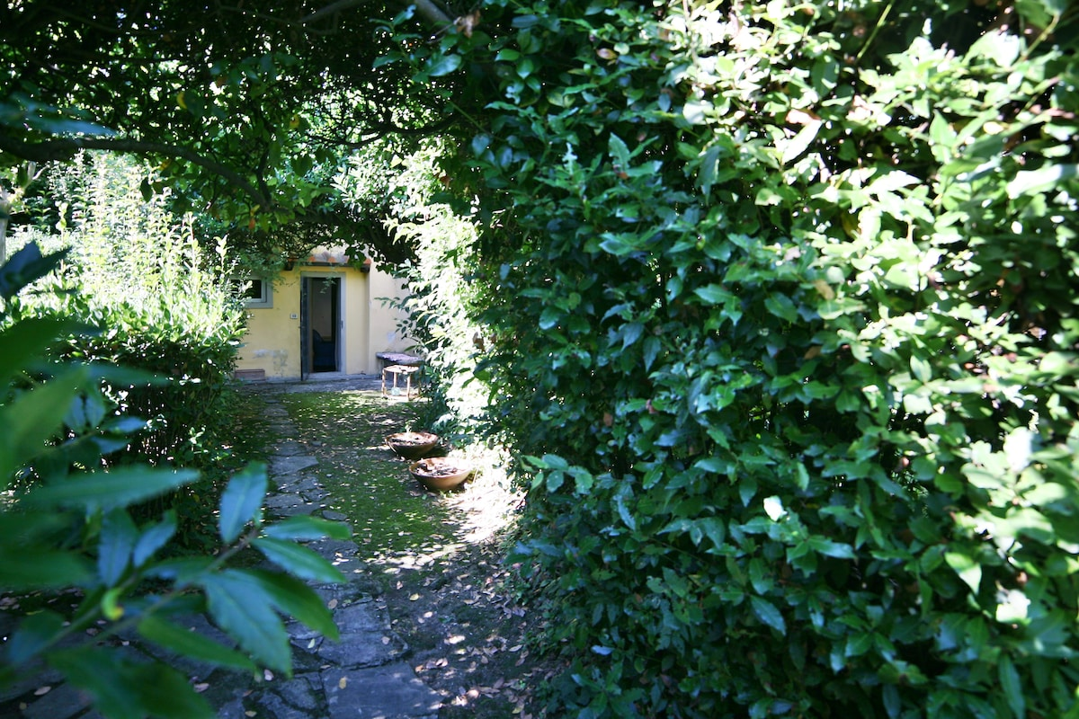 Room with private entrance garden