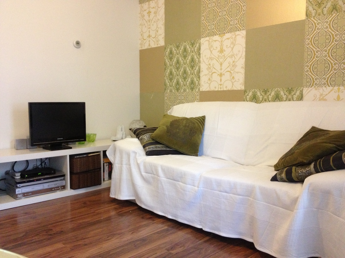 Charming apt. centrally located