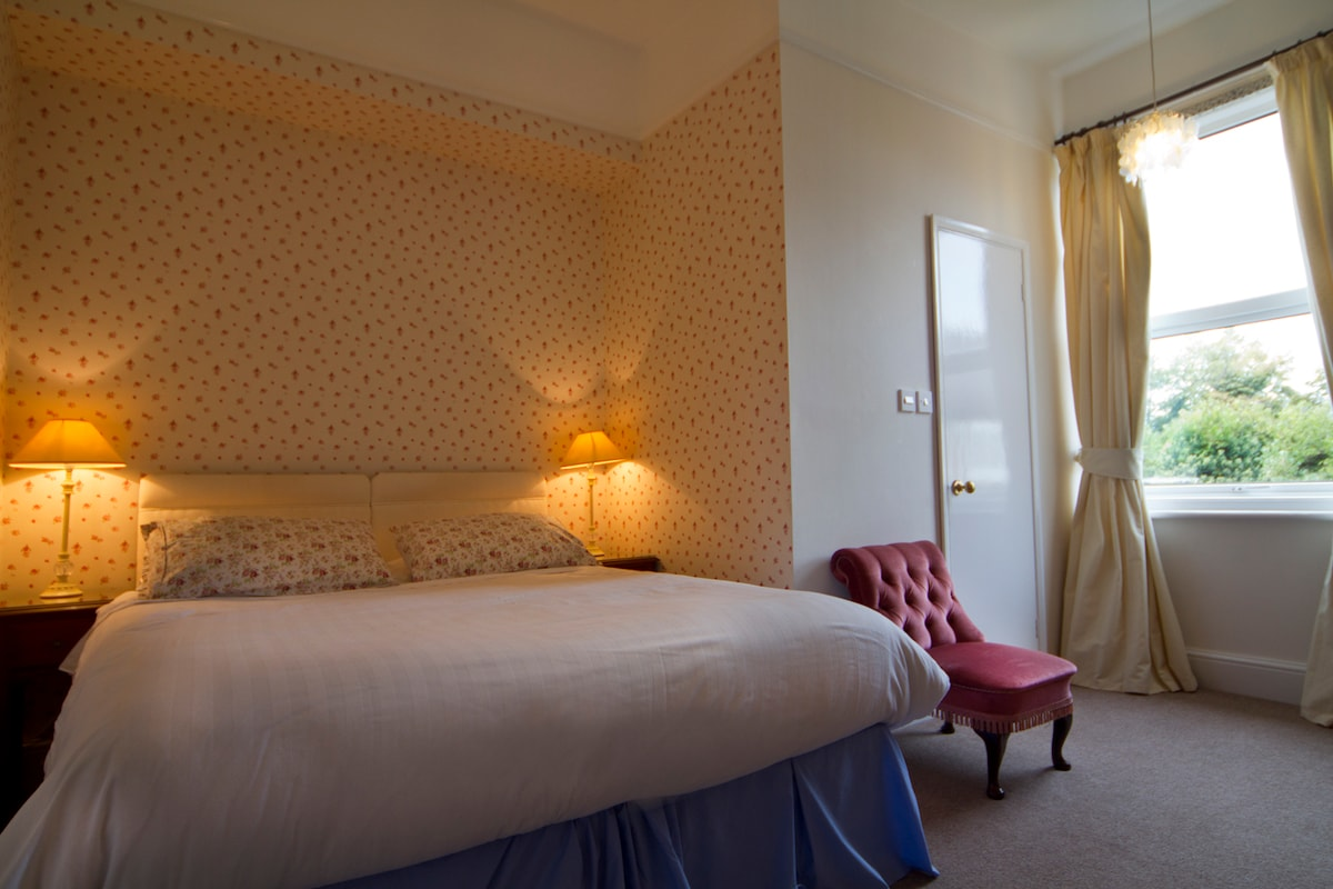 Virginia Lodge 3person bedroom
