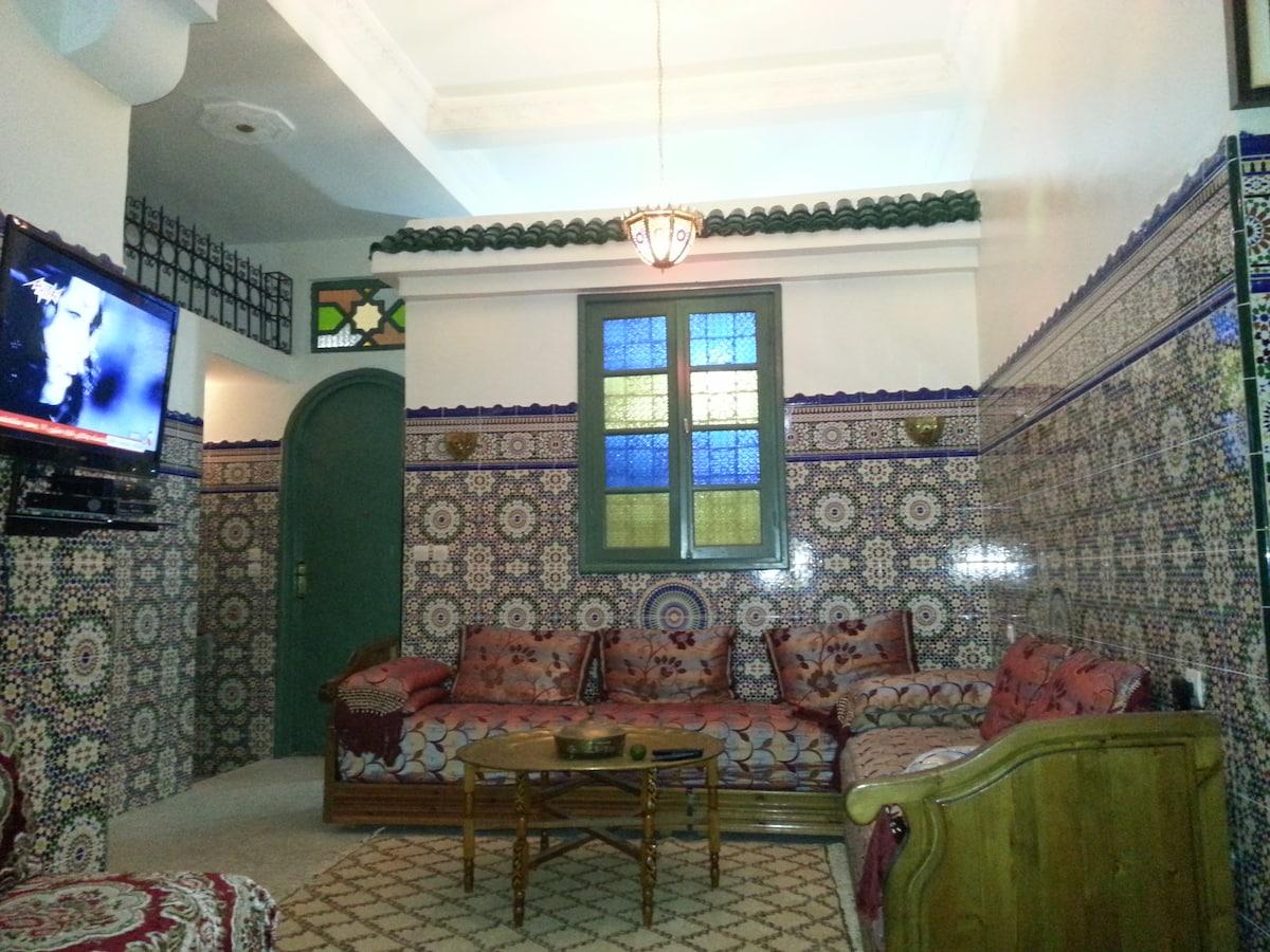 Cozy Apartment in Meknes city