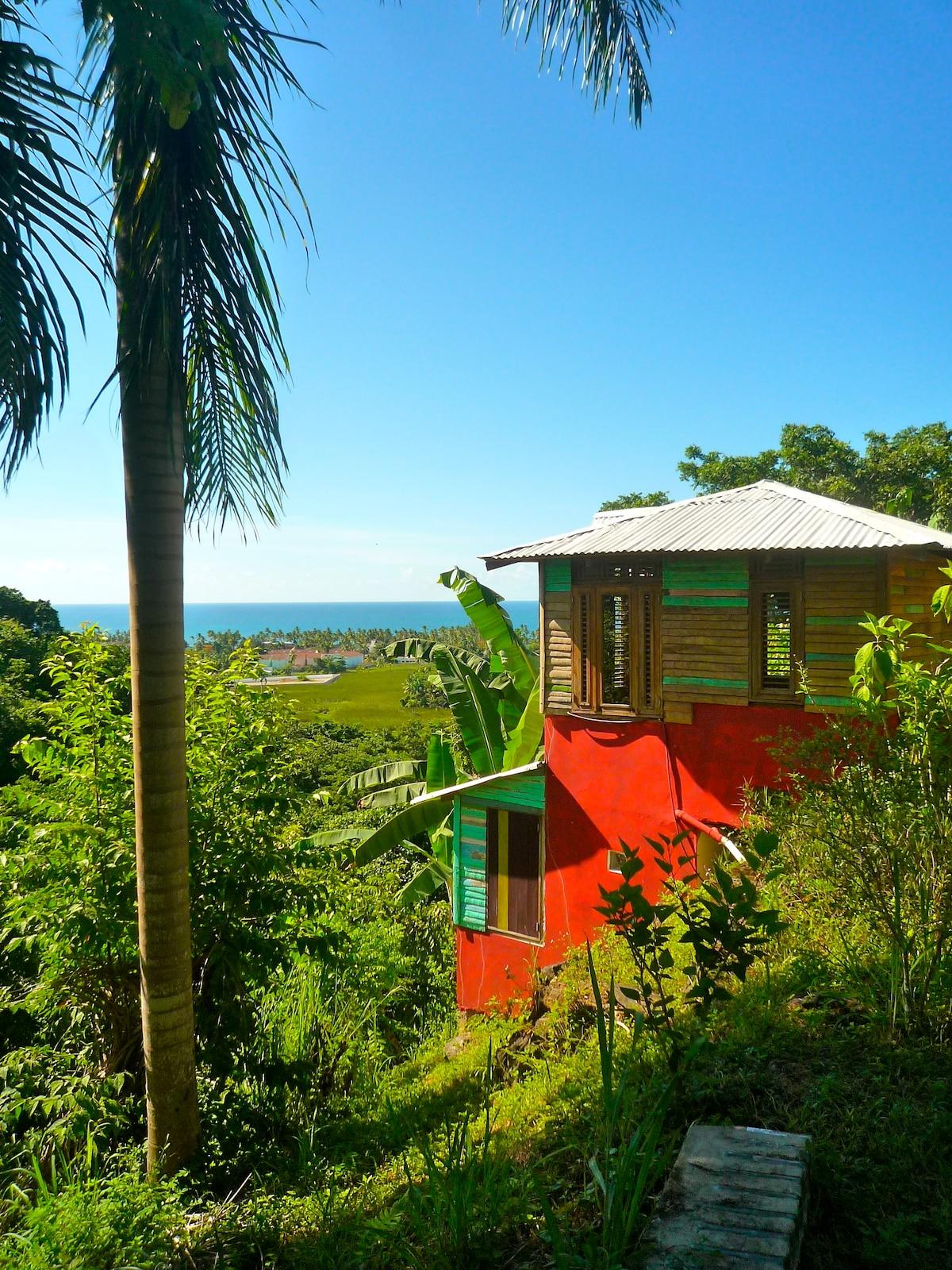 Eco guest house casita Las terrenas