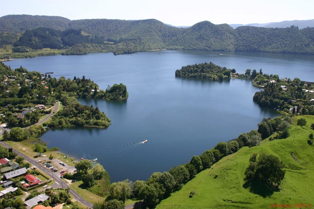 Lake Okareka Lakestay(LyonsLakestay