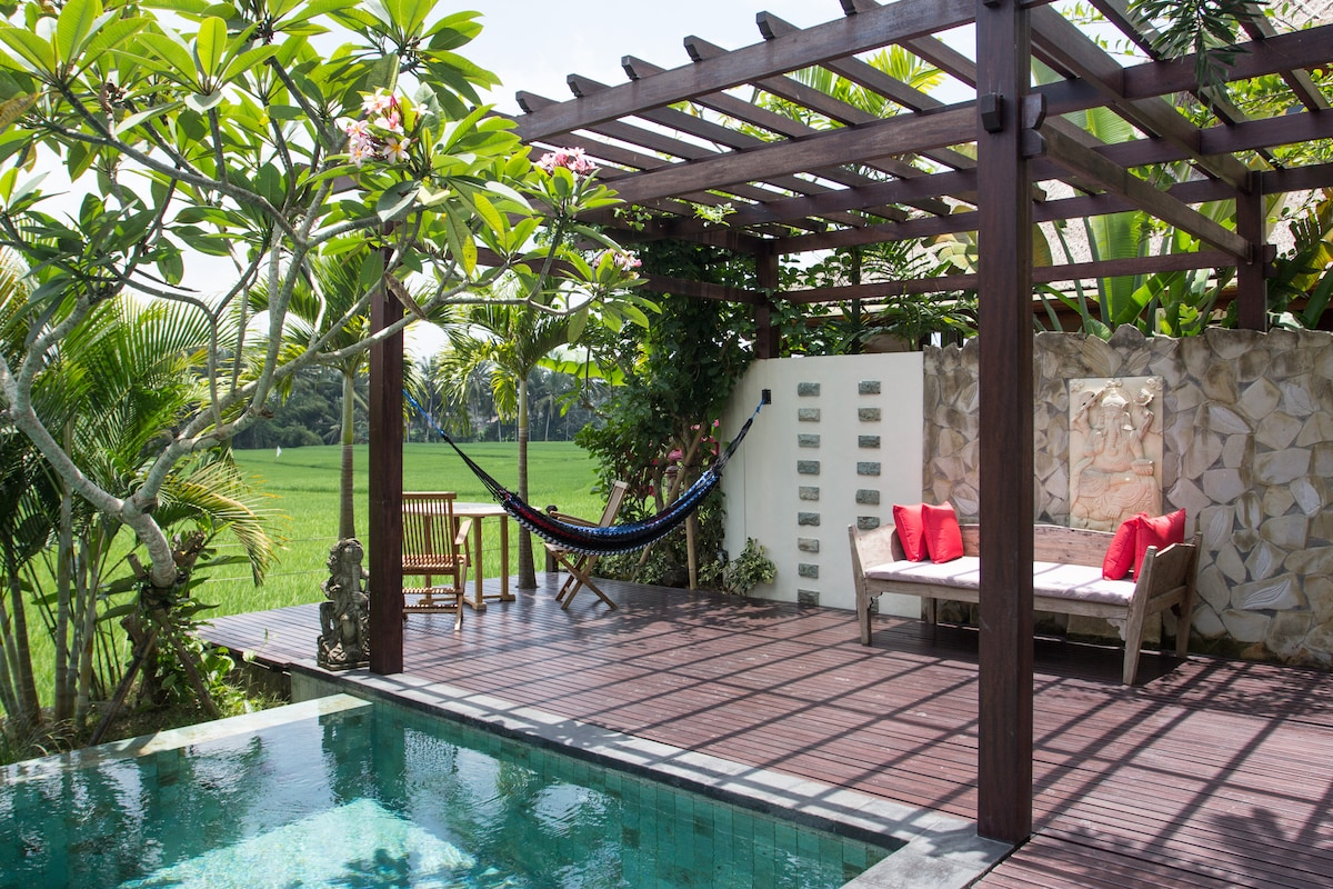Bali Harmony Villas - Ubud - A time for relaxation and to soak up the sounds of Bali